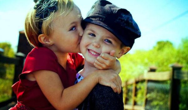 Психосексуальное развитие детей и подростков