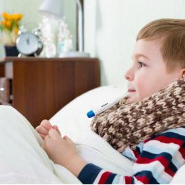 Часто болеющие дети или… вторичная выгода