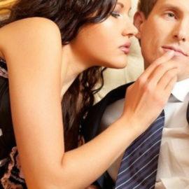 Женщина и мужчина: отношения
